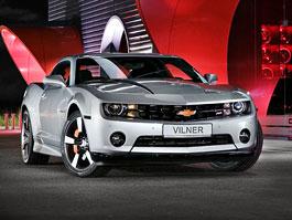 Chevrolet Camaro od Vilnera: druhý pozdrav z Bulharska: titulní fotka