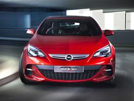 Opel Astra GTC: vývoj pod dohledem Lotusu: titulní fotka