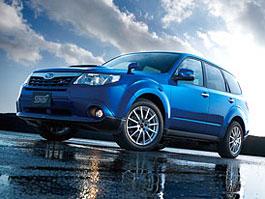 Subaru Forester tS: naladěno u STI: titulní fotka