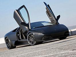 Lamborghini Murcielago LP640 od Unicate: krásný Janičář: titulní fotka