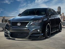 SEMA 2010: šest hybridů od Lexusu: titulní fotka