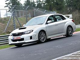 SEMA 2010: U Subaru v režii STI: titulní fotka