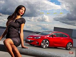 Kalendář na listopad: Opel a Veritas: titulní fotka