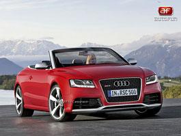 Spy photos: Audi RS 5 Cabriolet bez maskování: titulní fotka