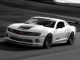 SEMA 2010: Chevrolet Camaro SSX Track Car Concept ...a ti druzí: titulní fotka