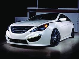 SEMA 2010: Zlý Hyundai Sonata Turbo od Rides a 0-60: titulní fotka