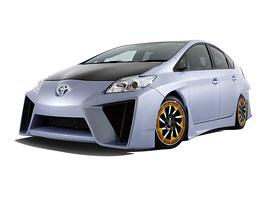 SEMA 2010: Toyota Prius, jak ji neznáme: titulní fotka