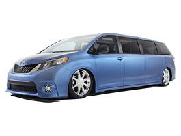 SEMA 2010: Toyota - na okruh i do divočiny: titulní fotka