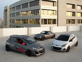 SEMA 2010: Mazda - mezi námi závodníky: titulní fotka