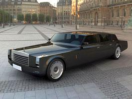 ZiL Concept: budoucnost prezidentských limuzín: titulní fotka