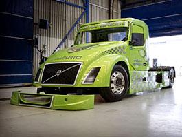 Mean Green: hybridní rekordman od Volvo Trucks: titulní fotka