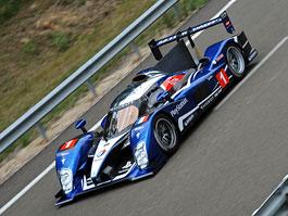 Peugeot 90x Le Mans: první ochutnávka závoďáku na novou sezonu: titulní fotka