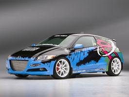 SEMA 2010: Honda CR-Z ovládla Las Vegas: titulní fotka