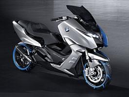 BMW Concept C – ostrý skútr z Německa: titulní fotka