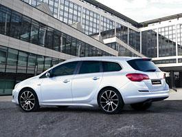 Opel Astra Sports Tourer: decentní úpravy od Irmscher: titulní fotka