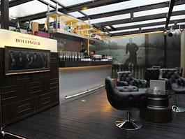 Aston Martin Club Lounge: protřepat, nemíchat: titulní fotka