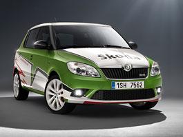 Škoda Fabia RS Edition S2000: V barvách závodního speciálu: titulní fotka
