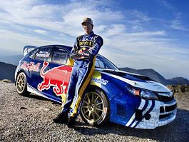 Travis Pastrana se loučí se Subaru: titulní fotka