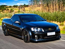 Chevrolet SuperUte: Super pick-up z Jižní Afriky: titulní fotka
