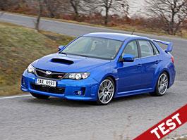 Test: Subaru WRX STI - konečně zadeček!: titulní fotka