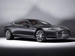 Aston Martin Rapide Luxe: Quantum of Luxury: titulní fotka