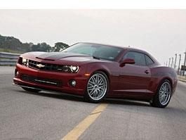 Hennessey HPE600 Camaro: Kompresor pro Chevrolet: titulní fotka
