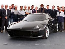 New Stratos předán svému majiteli: titulní fotka