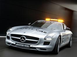 Mercedes-Benz SLS AMG: nejlepší pracovní nástroj?: titulní fotka