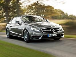 L.A. Auto Show: Mercedes-Benz CLS 63 AMG: titulní fotka