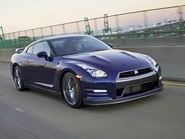 Nissan GT-R: fotogalerie verze modelového roku 2011: titulní fotka