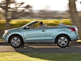 L.A. Auto Show: Nissan Murano CrossCabriolet - první off-roof: titulní fotka