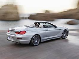 Nové BMW řady 6 se představuje jako kabriolet (+ velká fotogalerie): titulní fotka