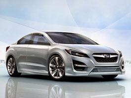 L.A. Auto Show: Subaru Impreza Concept: titulní fotka
