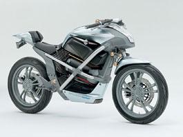 Suzuki Crosscage – vodík místo benzínu: titulní fotka