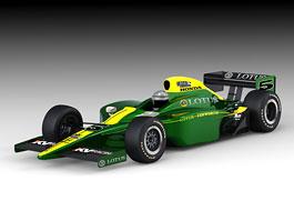 Lotus vstoupí v roce 2012 do Indy Cars: titulní fotka
