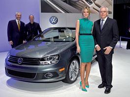 Volkswagen Eos: v L.A. ve stínu Heidi Klum: titulní fotka