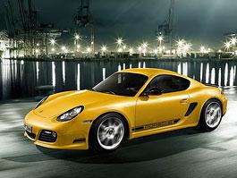 Porsche Cayman R: více koní, méně váhy: titulní fotka