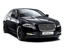 Jaguar XJ: Arden se pustil do nové generace: titulní fotka