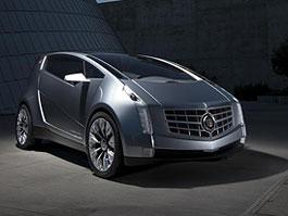 L.A. Auto Show: Cadillac Urban Luxury Concept - luxusní mini poamericku: titulní fotka