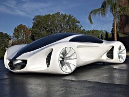 Mercedes-Benz Biome: auto s nálepkou