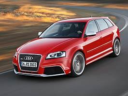 Audi RS3 Sportback: německý lovec estéíček?: titulní fotka