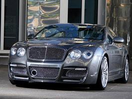 Bentley Continental GT Speed Elegance od Anderson Germany: titulní fotka