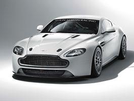 Aston Martin V8 Vantage GT4: vylepšený závoďák pro příští sezonu: titulní fotka