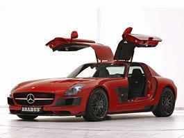 Essen 2010: Brabus Mercedes-Benz SLS AMG Widestar: titulní fotka