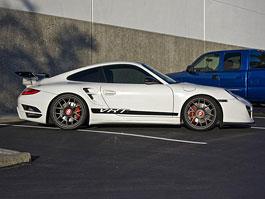 Porsche 997 Turbo VRT Edition: agresivnější vizáž od Vörsteinera: titulní fotka