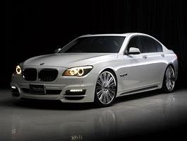 """BMW 7 """"Black Bison"""": Wald zase tuní: titulní fotka"""