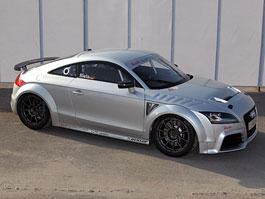Audi TT RS GT4: závoďák (skoro) pro každého: titulní fotka
