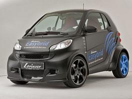 Lorinser Easybird: Smart upravený do podoby plug-in hybridu: titulní fotka