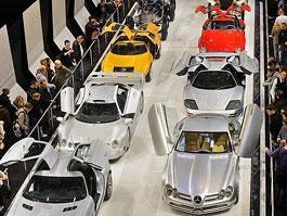 Essen Motor Show: živé fotografie z výstavy: titulní fotka
