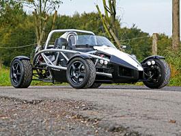 Ariel Atom 3: zběsilá motokára v podání Wimmer RS: titulní fotka